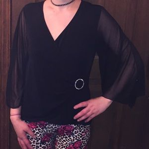 Dresses & Skirts - A set a blouse and a skirt